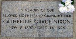 Catherine Grace <i>Wood</i> Nixon