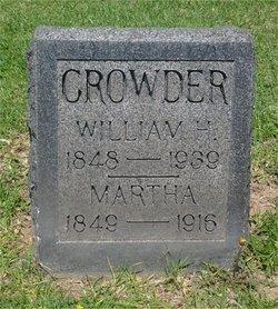 William H Crowder