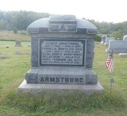 Mary Elizabeth <i>Hibbard</i> Armstrong