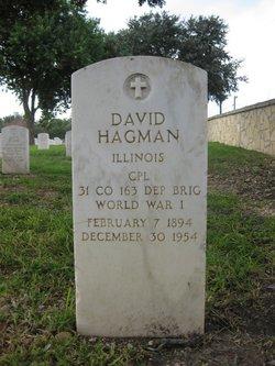 David Hagman