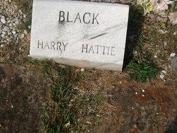 Hattie Bell <i>Thackston</i> Black