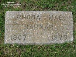 Rhoda May <i>Dewey</i> Harnar