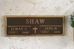 Lyman Dillon Shaw