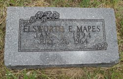Elsworth Eugene Mapes