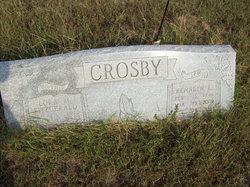 Lora M <i>Fitzgerald</i> Crosby