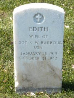 Edith Barbour