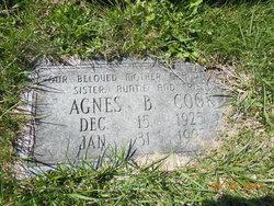 Agnes B. Cook