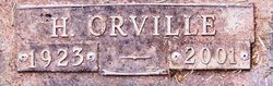 Harry Orville Alderson