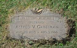 Alfred Valentine Gabelman