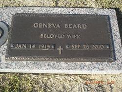 Geneva Genny <i>Sweeney</i> Beard