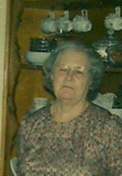 Mrs Caldonia Elzora Callie <i>Winkler</i> Cummings