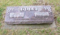 Sherman Duer