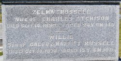 Zelma <i>Russell</i> Atchison