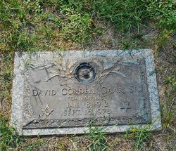 David Cordell Gaar