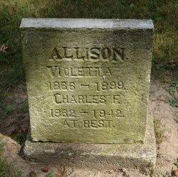 Violetta B. Letta <i>Johnson</i> Allison