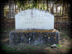 Mary Hunter <i>Isler</i> Clark