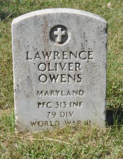 PFC Lawrence Oliver Owens