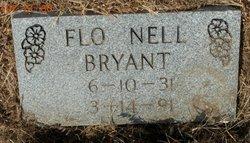 Flo Nell <i>Burkham</i> Bryant