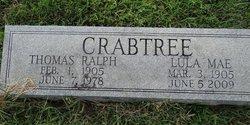 Thomas Ralph Crabtree