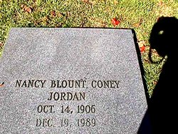 Nancy Evelyn Blount