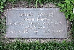 Henry Koenig