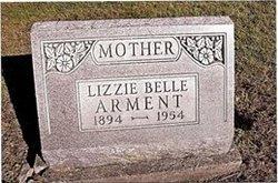 Elizabeth Belle Lizzie <i>Morrison</i> Arment