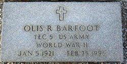Olis R. Barfoot