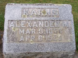Alexander McNeal Karns