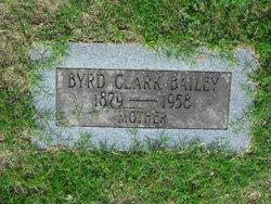 Byrd <i>Clark</i> Bailey