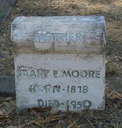 Mary Elizabeth Bessie <i>Newman</i> Moore