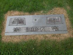 John H Billings
