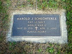 Harold Joseph Schechterle