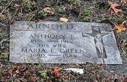 Anthony Francis Kid Shine Arnold