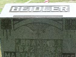 Franklin N Frank Beidler
