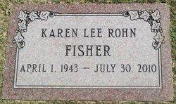 Karen Lee <i>Rohn</i> Fisher