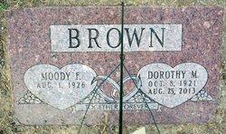 Dorothy <i>Moore</i> Brown