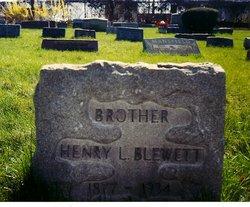 Henry Love Blewett