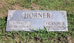 Nora D <i>Hissom</i> Horner
