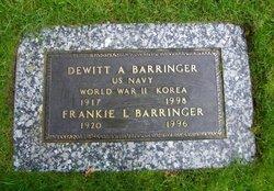 Dewitt A. Barringer