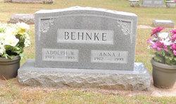 Anna Ida <i>Schwartz</i> Behnke