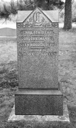 Glenwood Joseph Colley