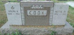Nettie Mae Cook