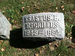Erastus B. McCrillus