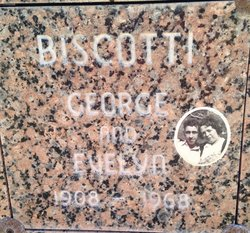 EVELYN AMELIA <i>RUSSELL</i> BISCOTTI