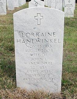 Lorraine Grace <i>Jung</i> Hanewinkel