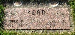 Robert Donald Kean