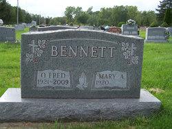 O. Fred Bennett