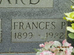 Frances P <i>Cheatham</i> Beard