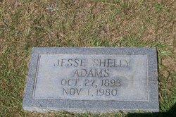 Jesse Shelly Adams, Sr