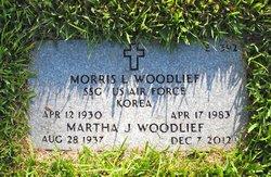 Morris Leon Woody Woodlief